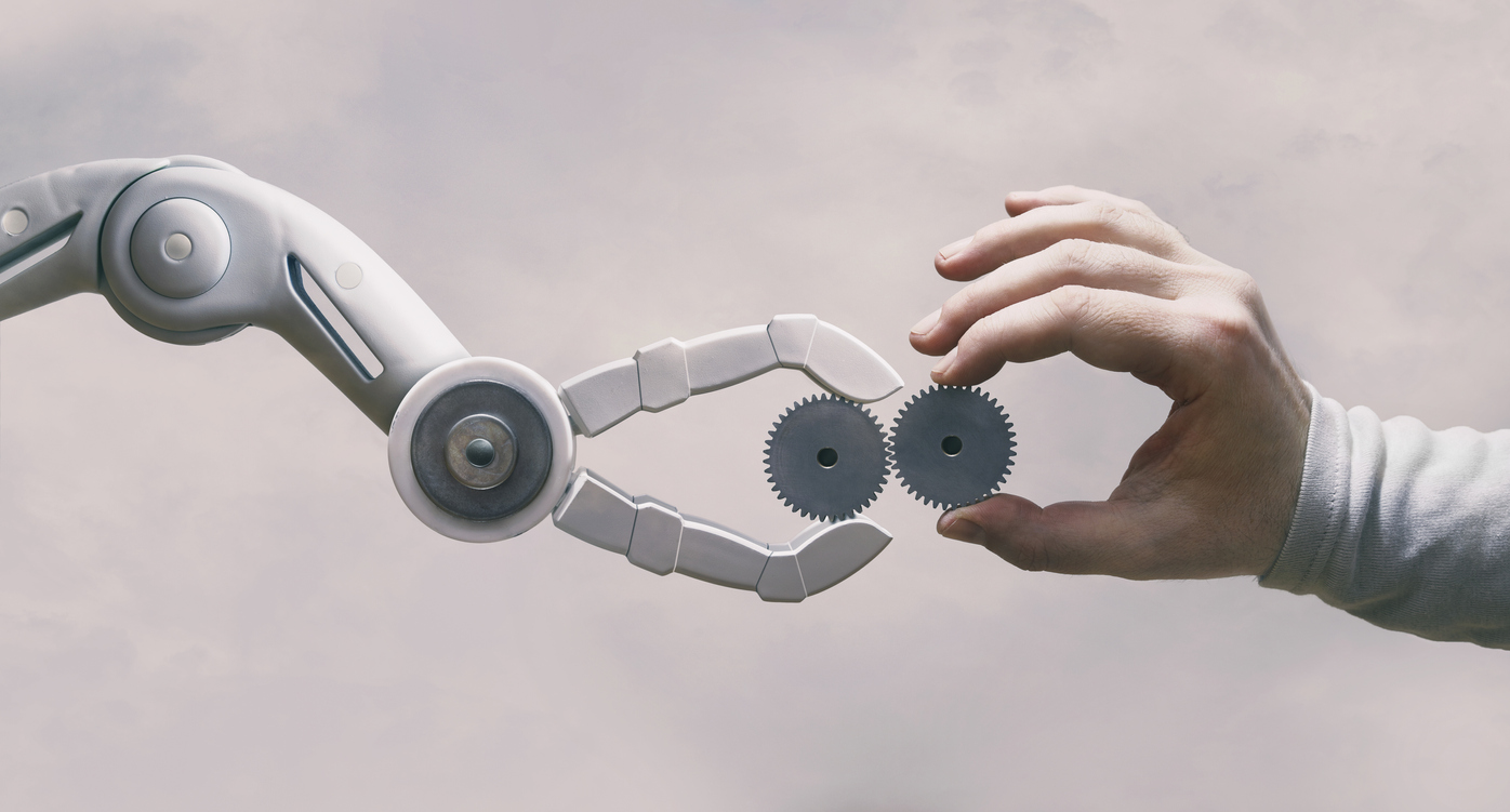 robot-and-human-holding-gears