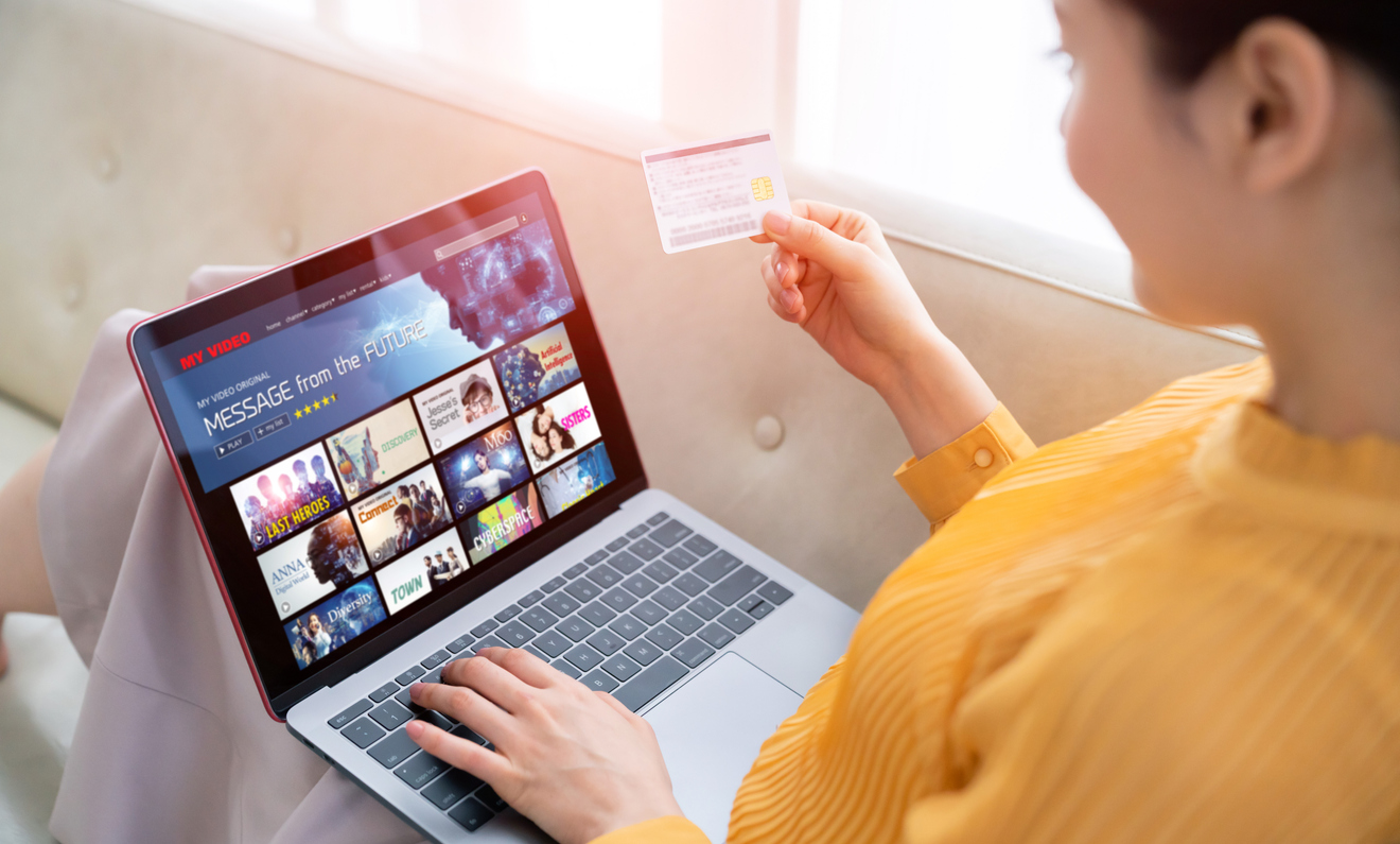 video-streaming-subscription-on-laptop